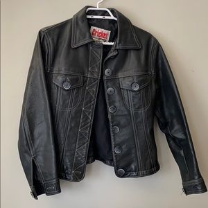 Jean Jacket PVC?, S